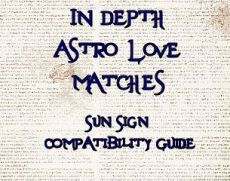 Looking for relationship compatibility information using