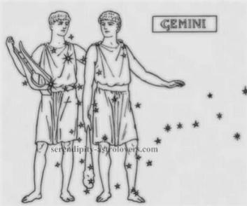 gemini attraction